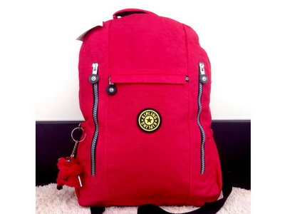 grosir tas kipling city backpack branded model terbaru