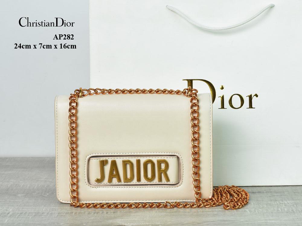 Tas Dior Jadior Flap Chain Medium PUTIH Semi Premium Termurah AP282. Model Tas  Branded · Tas Christian Dior Online ... 3afaaa40f0